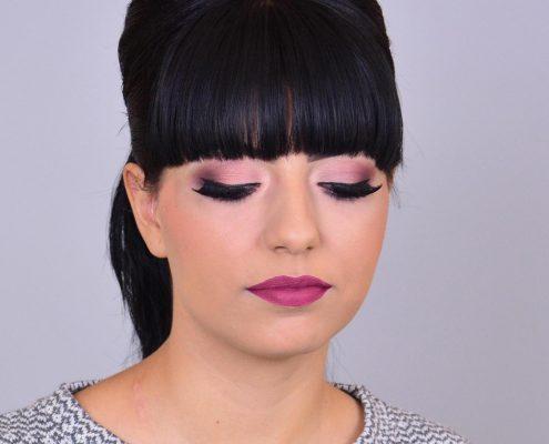 1 makeup machiaj macheaj machiat scoala de make up make up artist salon Campina coafor