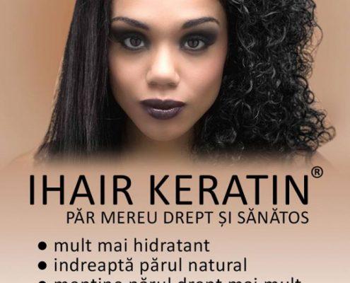 1 tratament keratina Hidratare par indreptat par Ihair Keratin tratamente par par drept salon Campina coafor 1