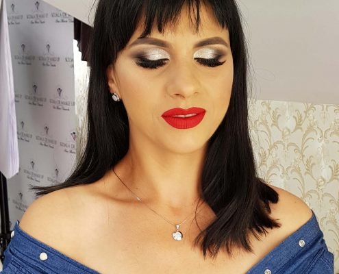 11 makeup machiaj macheaj machiat scoala de make up make up artist salon Campina coafor