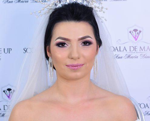 15 makeup machiaj macheaj machiat scoala de make up make up artist salon Campina coafor