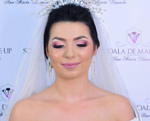 16 makeup machiaj macheaj machiat scoala de make up make up artist salon Campina coafor