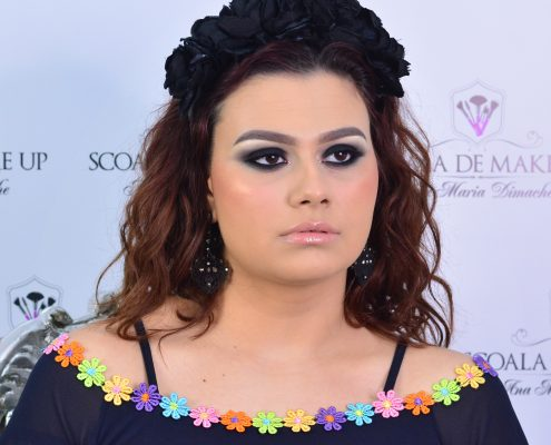 20 makeup machiaj macheaj machiat scoala de make up make up artist salon Campina coafor