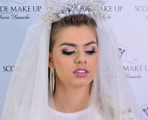 21 makeup machiaj macheaj machiat scoala de make up make up artist salon Campina coafor
