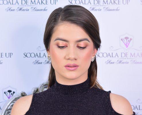 22 makeup machiaj macheaj machiat scoala de make up make up artist salon Campina coafor