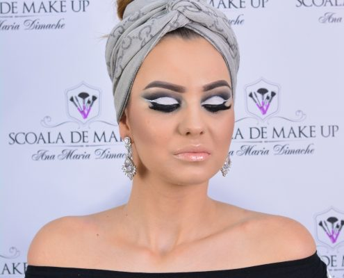 24 makeup machiaj macheaj machiat scoala de make up make up artist salon Campina coafor