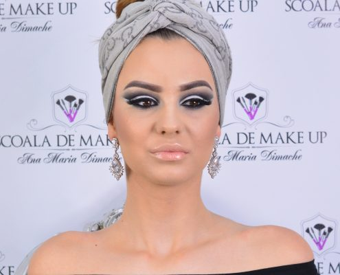 25 makeup machiaj macheaj machiat scoala de make up make up artist salon Campina coafor