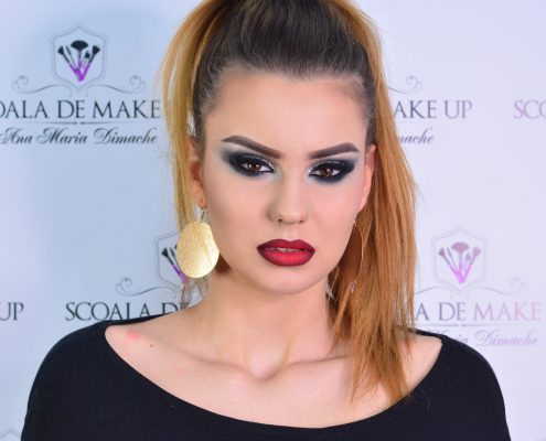 29 makeup machiaj macheaj machiat scoala de make up make up artist salon Campina coafor