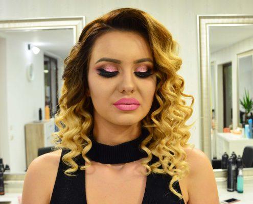 40 makeup machiaj macheaj machiat scoala de make up make up artist salon Campina coafor