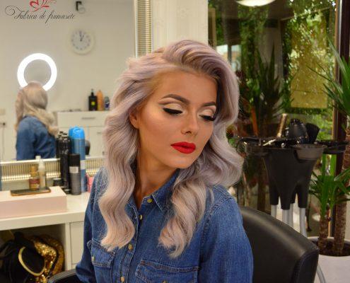 41 makeup machiaj macheaj machiat scoala de make up make up artist salon Campina coafor