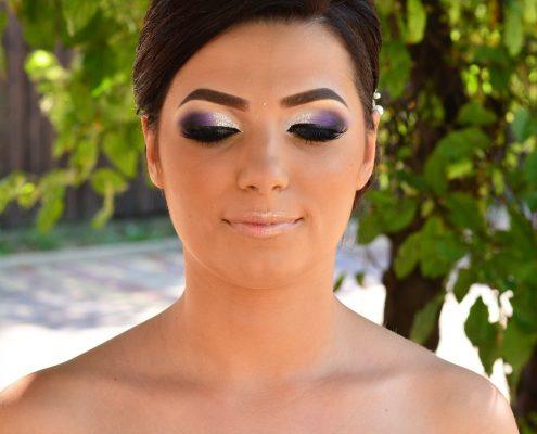 47 makeup machiaj macheaj machiat scoala de make up make up artist salon Campina coafor