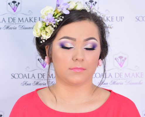 52 makeup machiaj macheaj machiat scoala de make up make up artist salon Campina coafor.