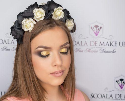7 makeup machiaj macheaj machiat scoala de make up make up artist salon Campina coafor