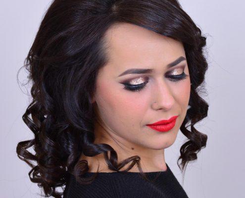 9 makeup machiaj macheaj machiat scoala de make up make up artist salon Campina coafor