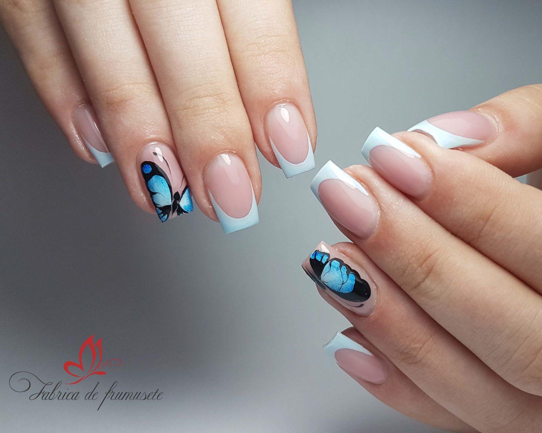 unghii gel unghii tehnice manichiura gel salon Campina coafor