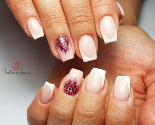 unghii gel unghii tehnice manichiura gel salon Campina coafor 36